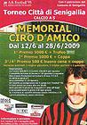 Ciro D'Amico, memorial dedicato allo sportivo senigalliese