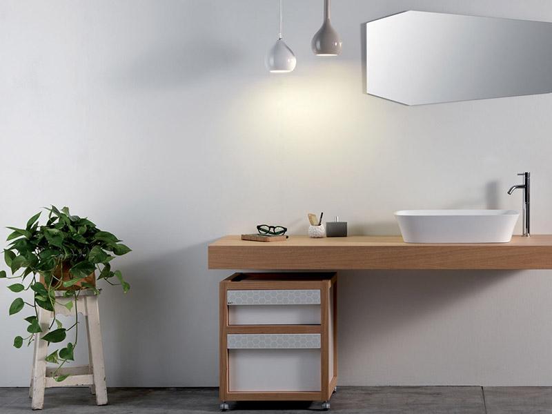 Arredamento Stile Zen : Senigallia idee di arredamento per la stanza da bagno