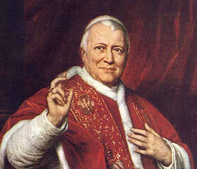 Giovanni Maria Mastai Ferretti - Papa Pio IX