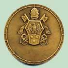 Lo stemma dello stato pontificio